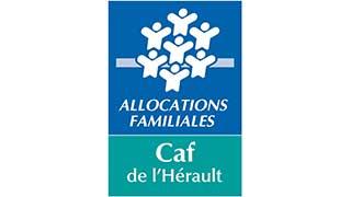 CAF Hérault partenaire d'Halte Pouce