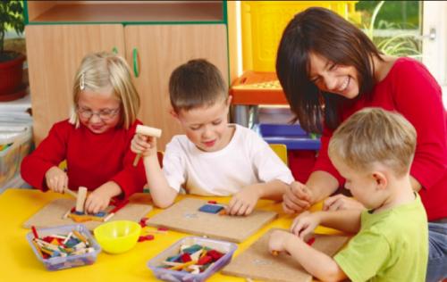 Développement de l'enfant typique et atypique (de 3 à 6 ans)