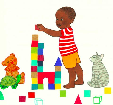 Développement de l'enfant typique et atypique (de 0 à 3 ans)