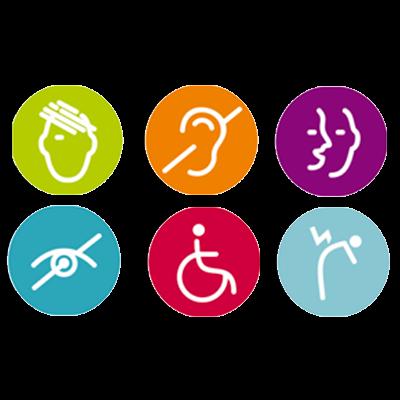 Sensibilisation aux différents types de  handicaps
