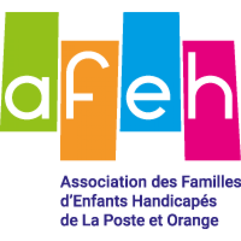 AFEH : Association des Familles d'Enfants Handicapés.