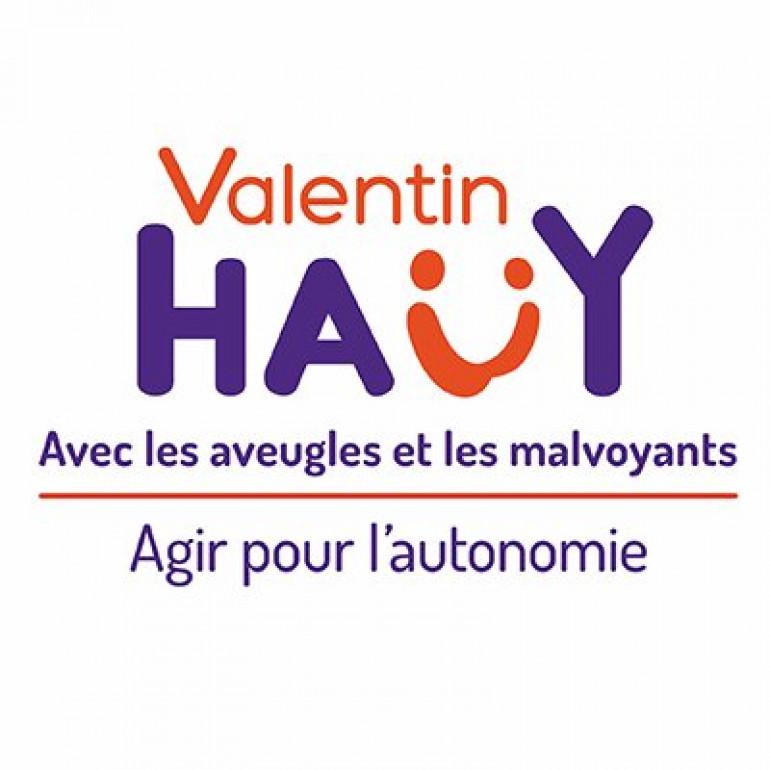 Déficience visuelle : l'association Valentin Haüy