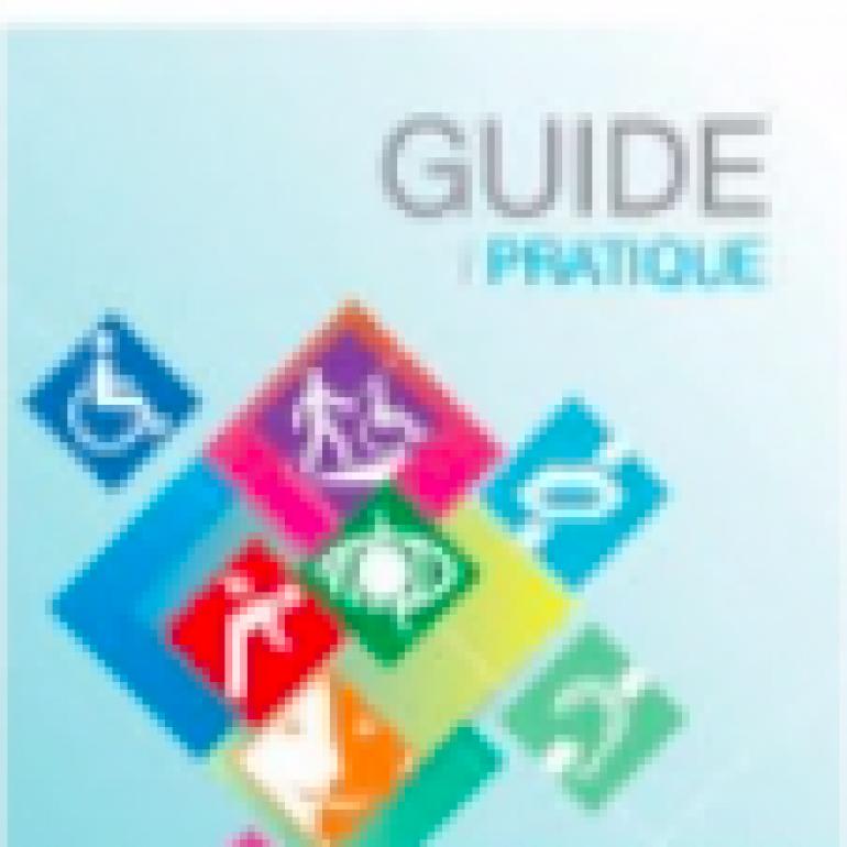 Des guides publiés par le Secrétariat d'État aux personnes handicapées
