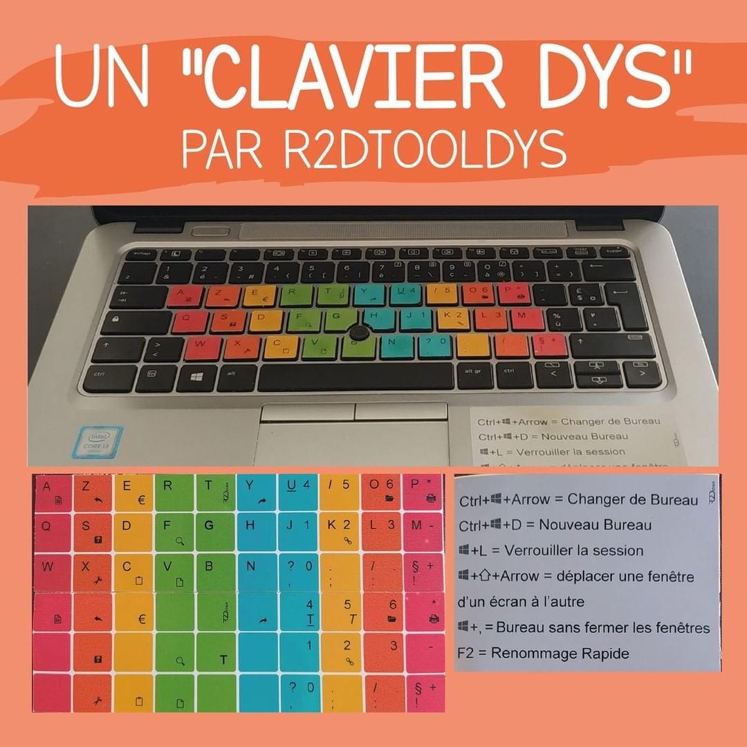 Image clavier DYS
