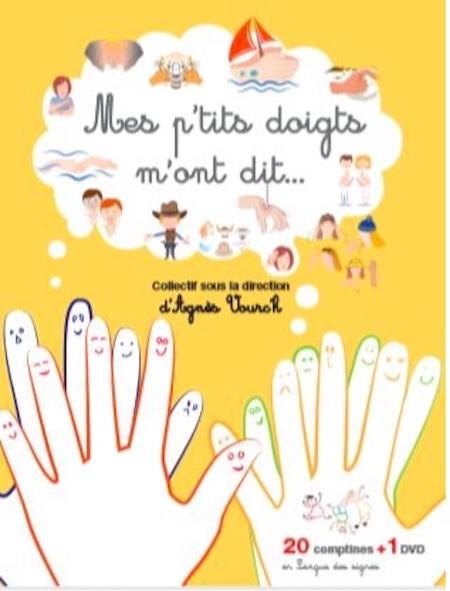 Un ALBUM DVD EN LSF (Langue des Signes Française)